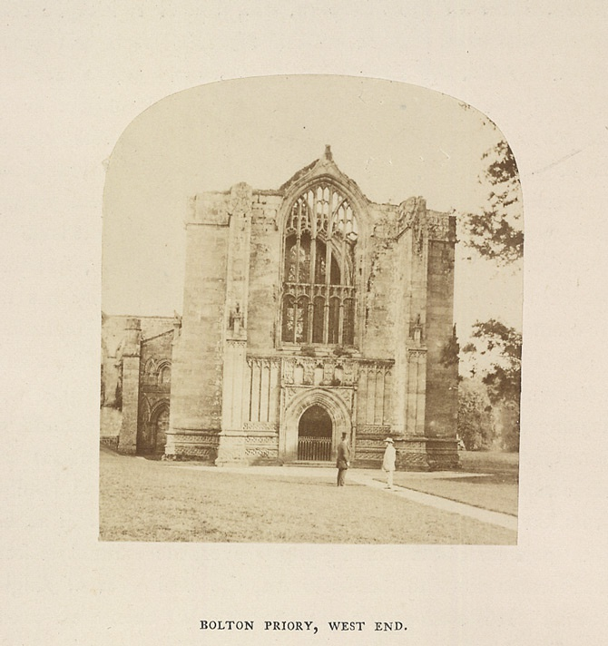 Bolton Priory, West End