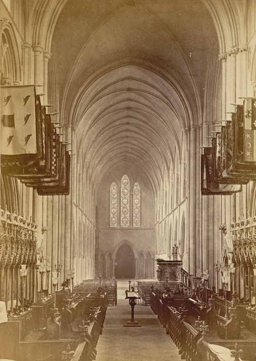 St Patrick's Cathedral, Interior