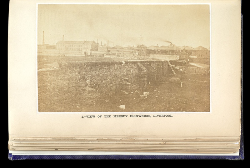 View Of The Mersey Ironworks, Liverpool 232