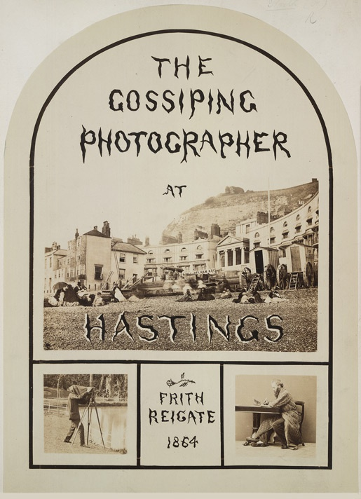 The Gossiping Photographer At Hastings