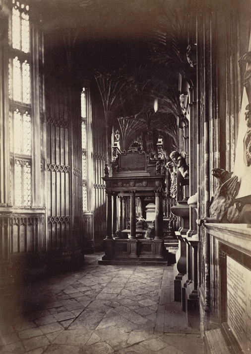 Henry VII.'s Chapel, North Aisle
